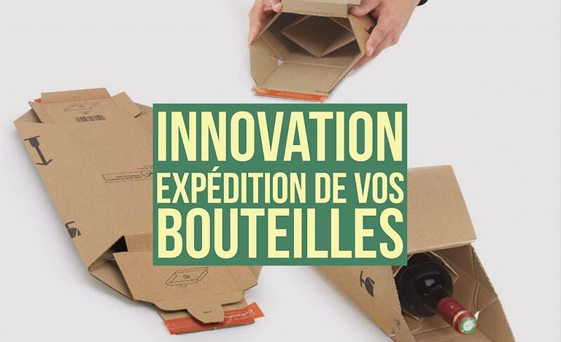 Innovation Emballage Bouteilles